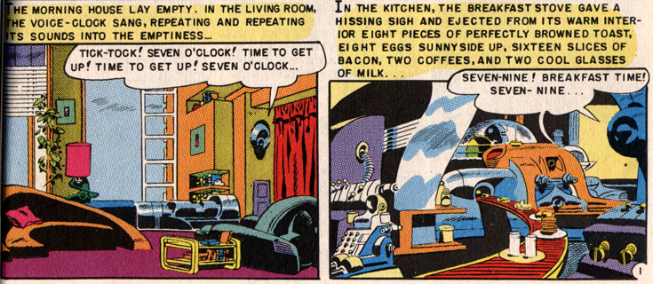 from Wally Wood's comic